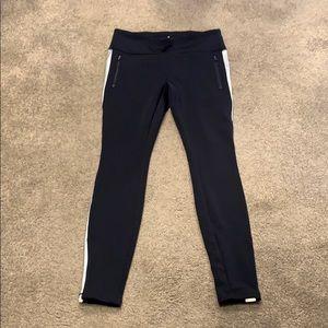 Athleta fleece line Polartec tights.